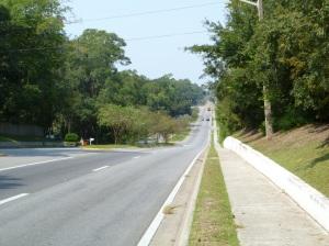 Northwest 16th Avenue Hill - Gainesville, FL