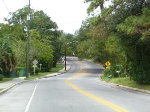 Southeast 4th Avenue Hill - Gainesville, FL