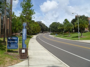 Center Drive hill - Gainesville, FL
