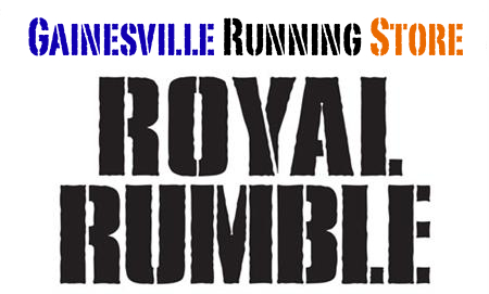 Gainesville Running Store Royal Rumble 2011